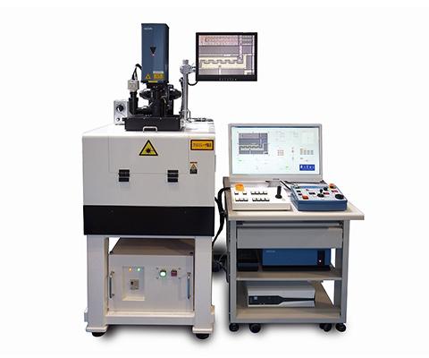 レーザー微細加工装置
