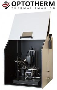 ロックインメイン赤外線発熱解析装置