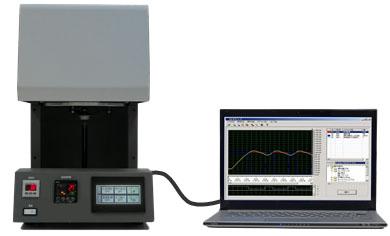 プログラム運転、PCによる外部制御に対応