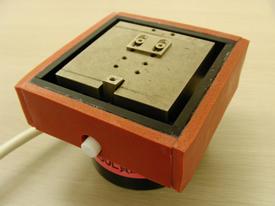 角型ワークホルダー(断熱材付属)
