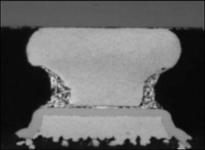 SBB (Stud Bump Bonding) 導電性接着剤接着