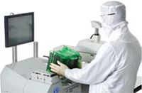 V1000  顕微鏡用ローダー装置