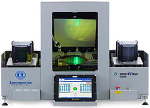 V2000 ブライトライトウェハ表面検査装置